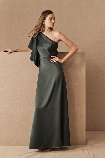 View larger image of Monique Lhuillier Bridesmaids Clarelle Dress