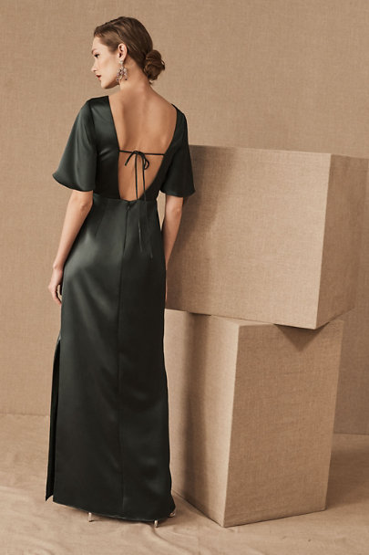 View larger image of Monique Lhuillier Bridesmaids Caswell Dress