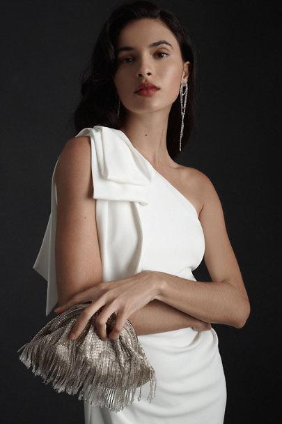 View larger image of ML Monique Lhuillier Lionel One-Shoulder Dress