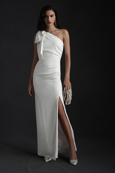 View larger image of ML Monique Lhuillier x BHLDN Lionel Dress