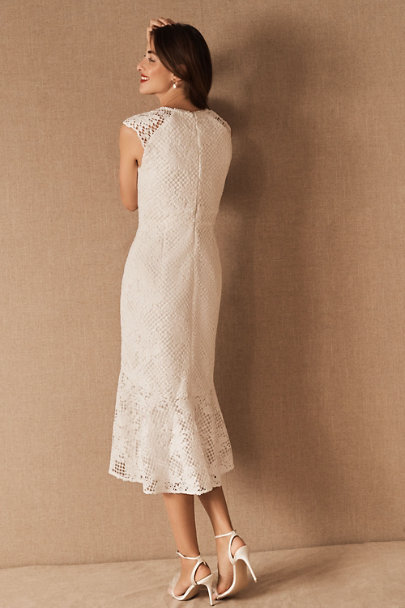 View larger image of ML Monique Lhuillier x BHLDN Lorre Dress