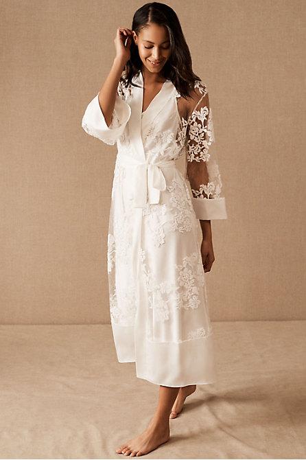 Charming Long Robe