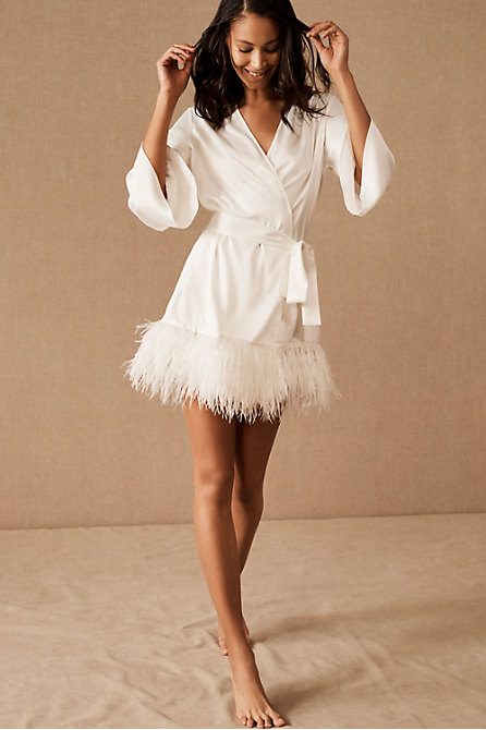 Swan Robe