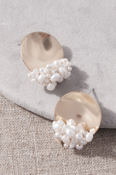 View larger image of A.B. Ellie Rubina Earrings