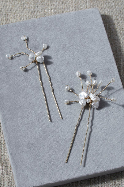 View larger image of A.B. Ellie Chandra Hair Pins