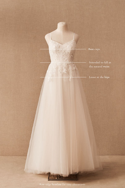 View larger image of Wtoo by Watters Celimene Gown