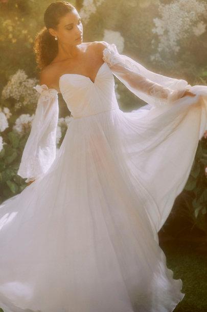 View larger image of Nouvelle Amsale Allemande Gown