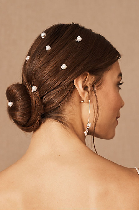 Proux Pearl Hair Pins