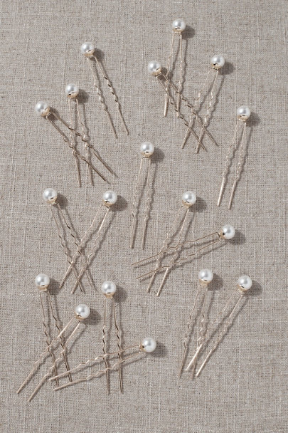 View larger image of Proux Pearl Hair Pins