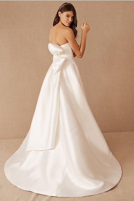 Nouvelle Amsale Pina Gown
