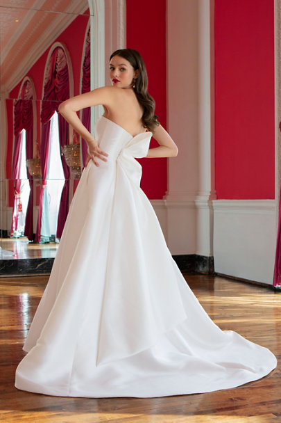View larger image of Nouvelle Amsale Pina Gown