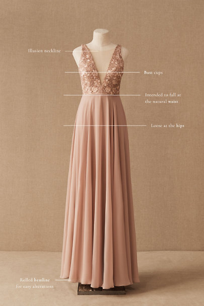 View larger image of Jenny Yoo Kinsley Dress