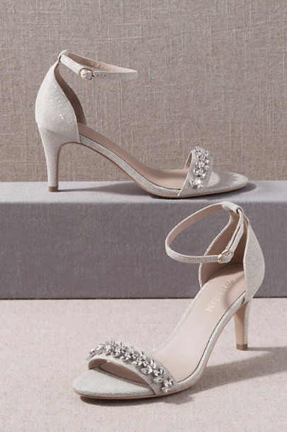 View larger image of BHLDN Nisha Heels