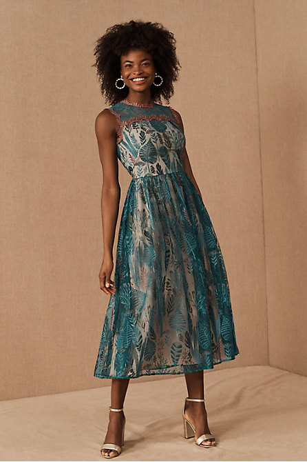 Isabel Garcia Azima Dress