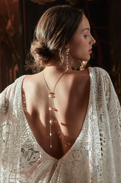 View larger image of Gala Back Necklace