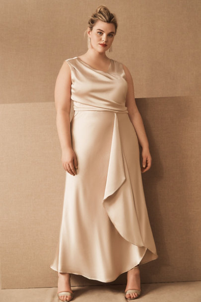View larger image of Espen Satin Maxi Dress