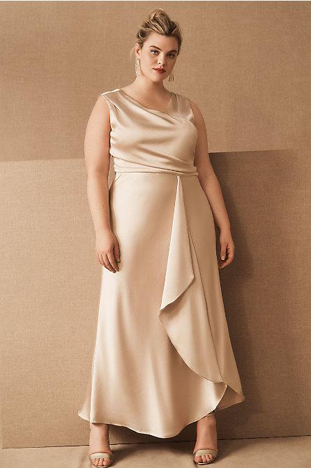 Espen Satin Maxi Dress