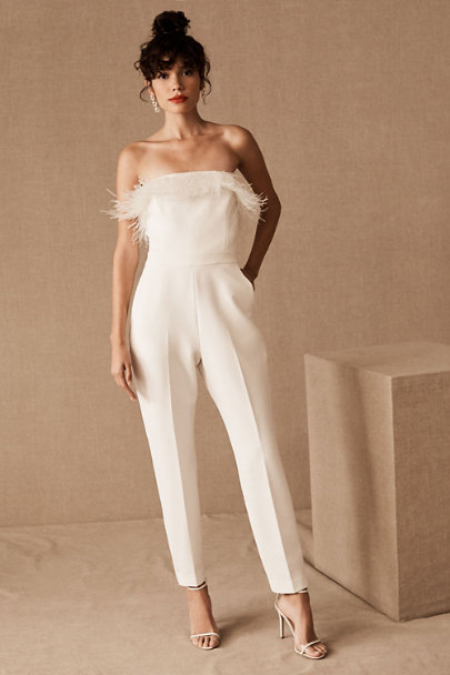 View larger image of Janae Strapless Jumpsuit