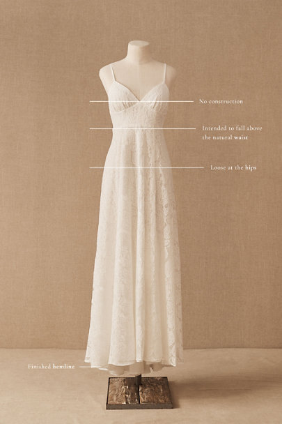 View larger image of Charlotte V-Neck Lace Dress
