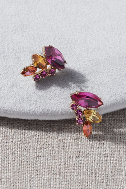 View larger image of Zinnia Earrings