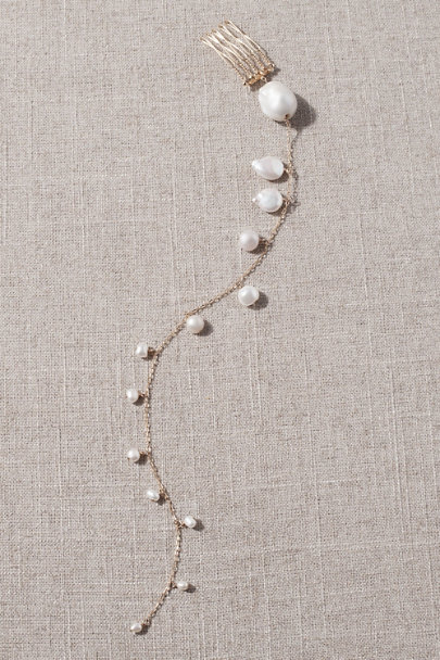 View larger image of Lelet NY Pearl Spine Comb