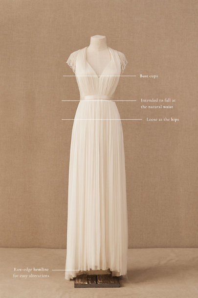 View larger image of Catherine Deane Kellyn Gown