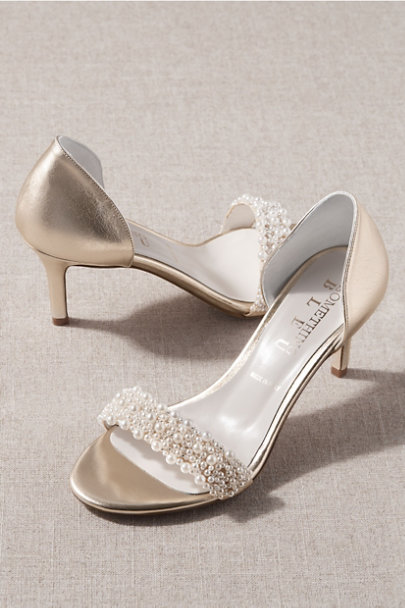 View larger image of Something Bleu Cappy Heels