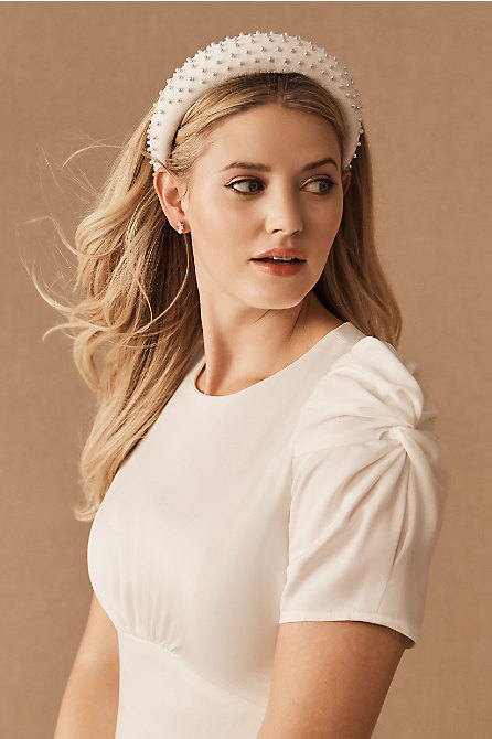 Lele Sadoughi Aparna Headband
