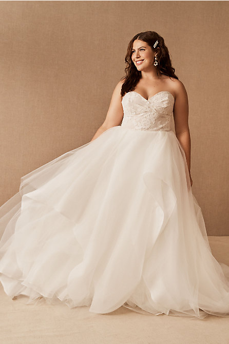 Hayley Paige Aaliyah Gown