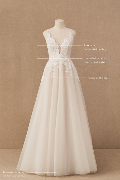View larger image of Hayley Paige Topanga Gown