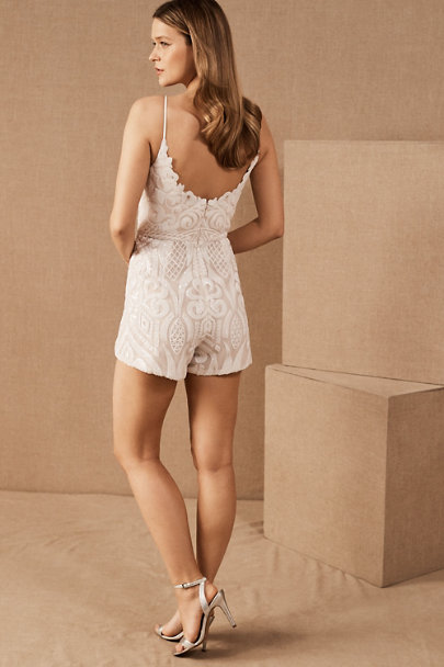 View larger image of Hayley Paige Drew Sequin Romper