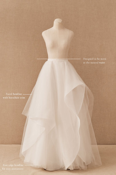 View larger image of Hayley Paige Winona Overskirt