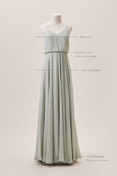 View larger image of Jenny Yoo Inesse Dress