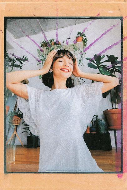 View larger image of BHLDN Bonheur Dress
