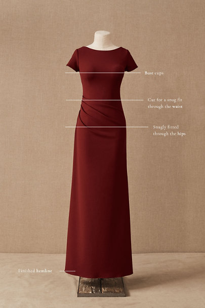 View larger image of BHLDN Matisse Dress