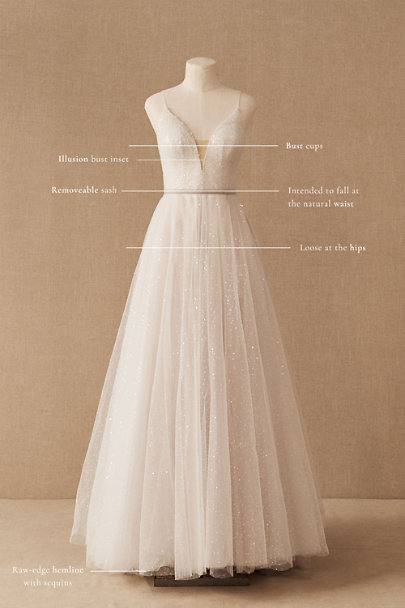 View larger image of Willowby by Watters Hera Gown
