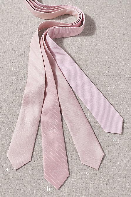 BHLDN Blush Tie Collection