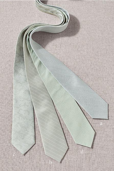 BHLDN Sage Tie Collection