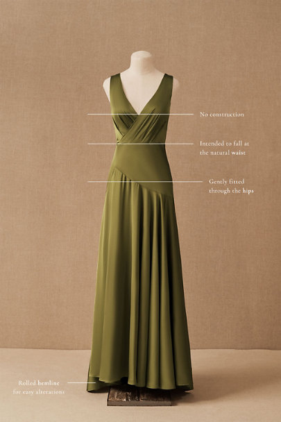 View larger image of Fame and Partners Escala Dress