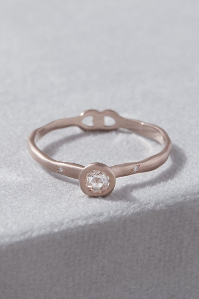 View larger image of Sirciam Infinite Love Tiny Diamond Ring