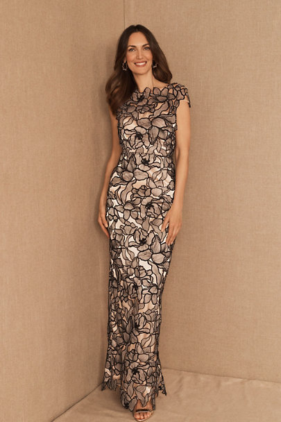 View larger image of Lynwood Cap Sleeve Floral Dress