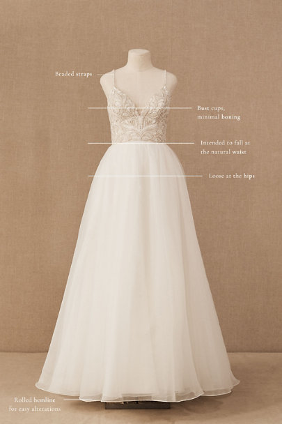 View larger image of Wtoo by Watters Hemingway Gown