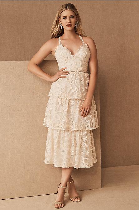 ML Monique Lhuillier Covella Dress
