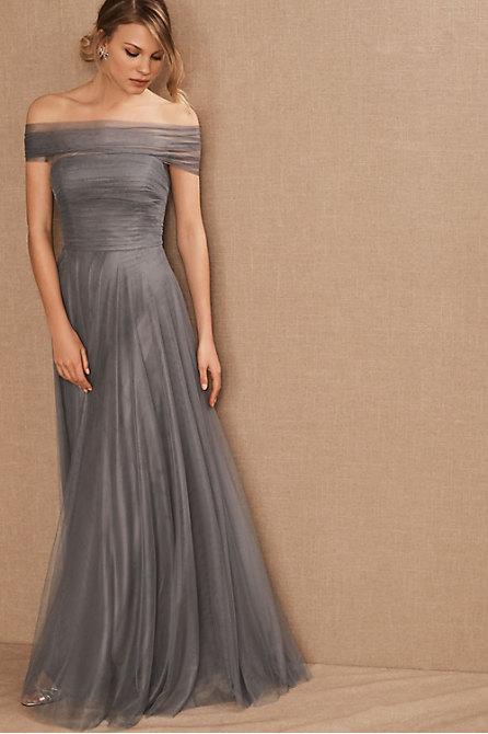 Jenny Yoo Ryder Convertible Dress
