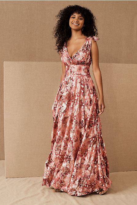 LoveShackFancy Milos Dress