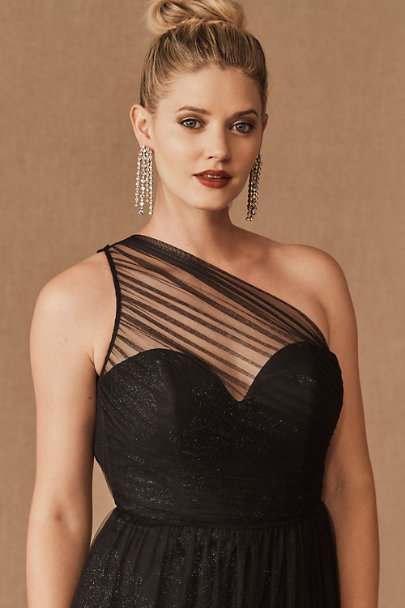 View larger image of Hayley Page Phoebe One-Shoulder Dress