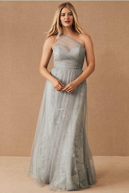Hayley Page Phoebe One-Shoulder Dress