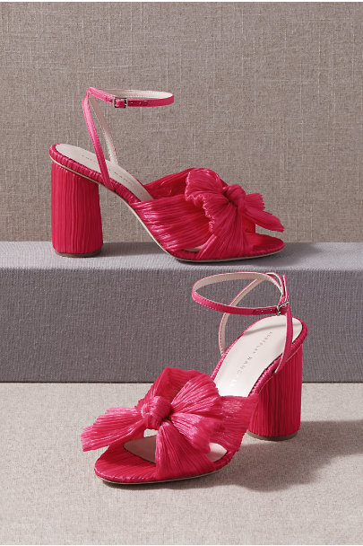 View larger image of Loeffler Randall Camellia Heels