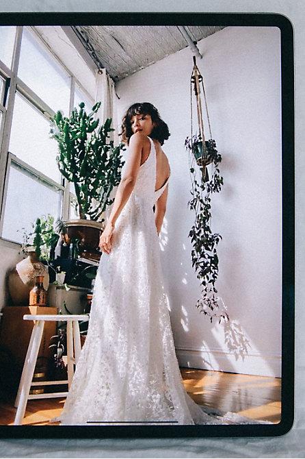 Jenny by Jenny Yoo Dempsey Gown