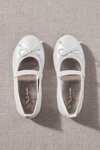 View larger image of Esther Flower Girl Flats